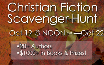 Upcoming Christian Fiction Scavenger Hunt