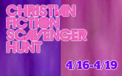 The Christian Fiction Spring Scavenger Hunt Basics