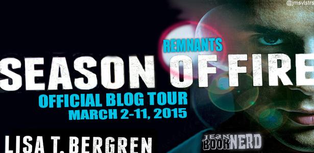 Remnants: Season of Fire Blog Tour