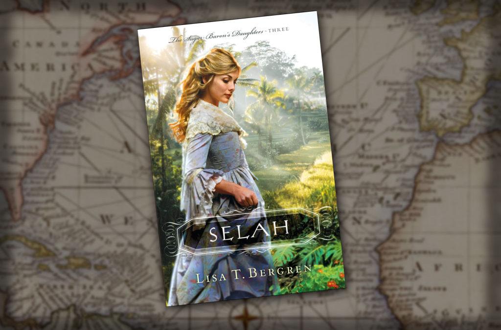 Selah Cover Reveal! | Lisa Tawn Bergren