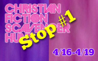 Christian Fiction Scavenger Hunt Stop #1, Purple Team