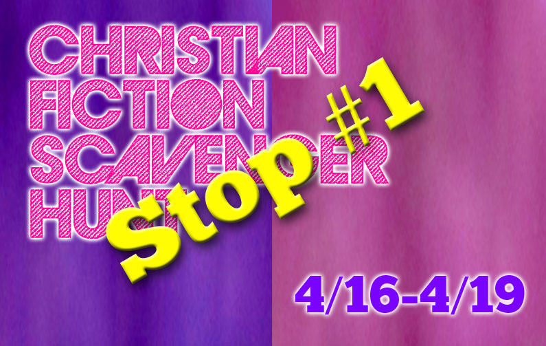 Christian Fiction Scavenger Hunt Stop #1, Purple Team