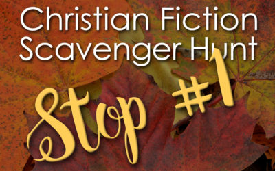 Christian Fiction Scavenger Hunt: Stop #1
