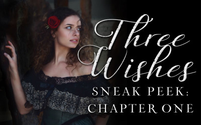 Sneak Peek of THREE WISHES