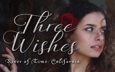 Cover Reveal: THREE WISHES