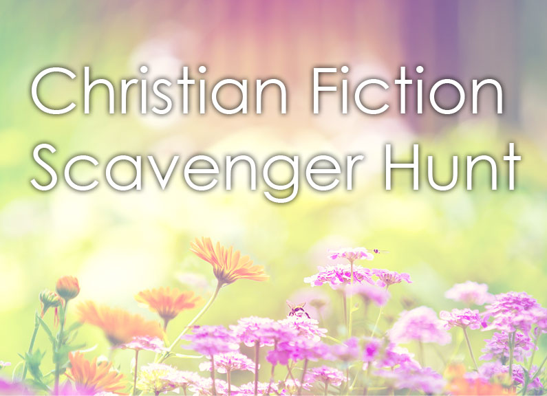 Christian Fiction Scavenger Hunt Basics