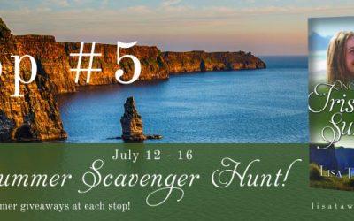 IRISH SUMMER Scavenger Hunt Stop #5