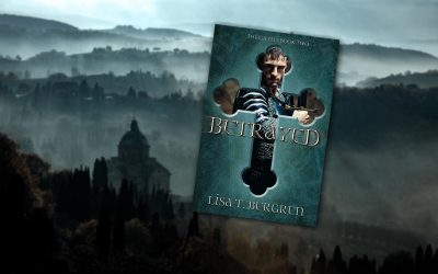 BETRAYED's Full Cover Spread