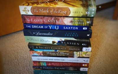 Win a Stack of Books!