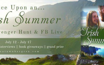 IRISH SUMMER Mini Scavenger Hunt