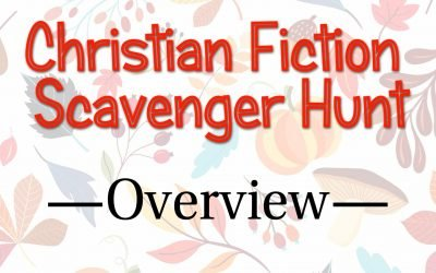 Fall Christian Fiction Scavenger Hunt Overview