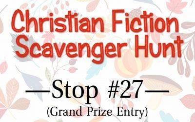 Christian Fiction Scavenger Hunt Stop #27