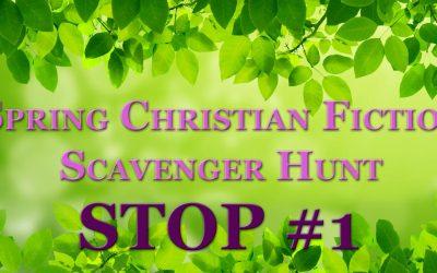 Scavenger Hunt Stop #1