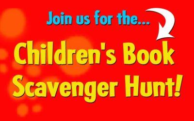 Children's Book Scavenger Hunt