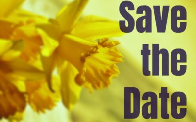 Save the Date! The Spring Scavenger Hunt is Coming Up!