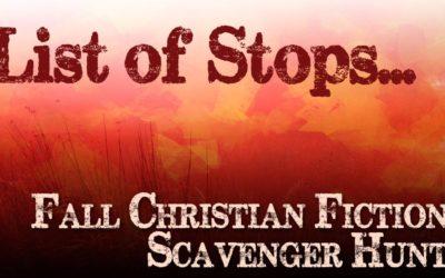Scavenger Hunt List of Stops