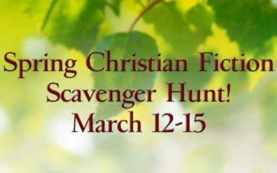 Spring Scavenger Hunt Overview